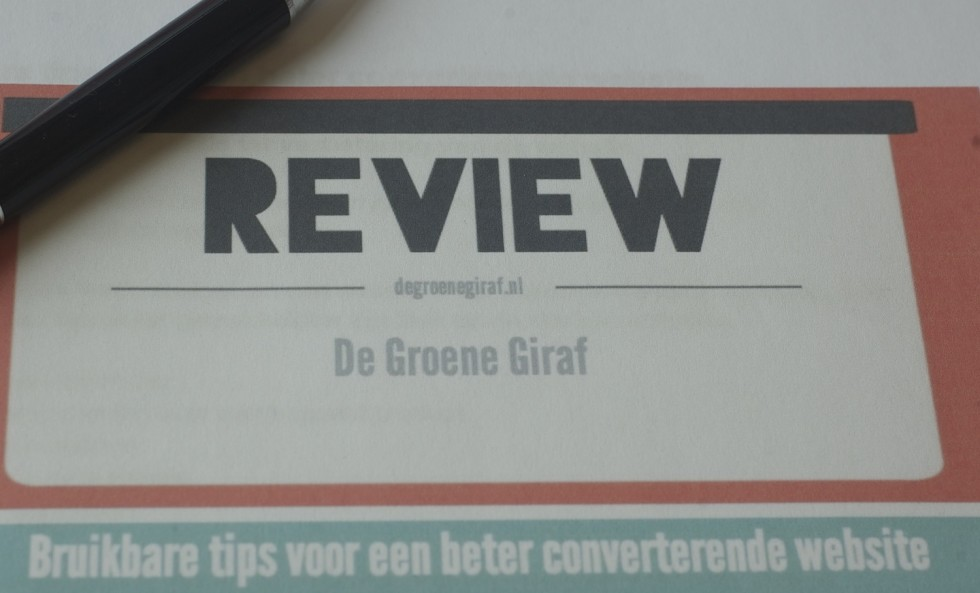 content review website de groene giraf