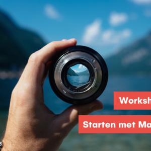 workshop starten met marketing noord-nederland
