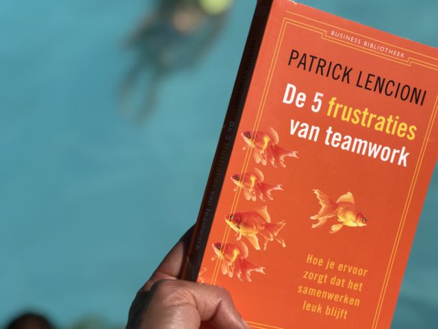 5 frustraties van teamwork patrick lencioni
