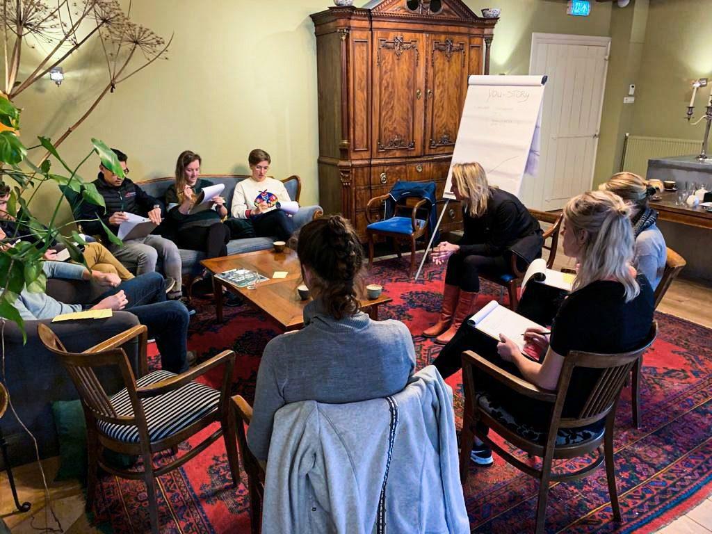 teamdag organisatie en facilitatie in drenthe